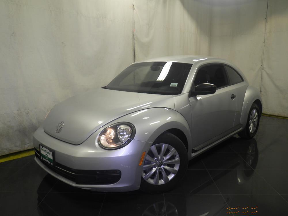 2013 Volkswagen Beetle - 1040186035
