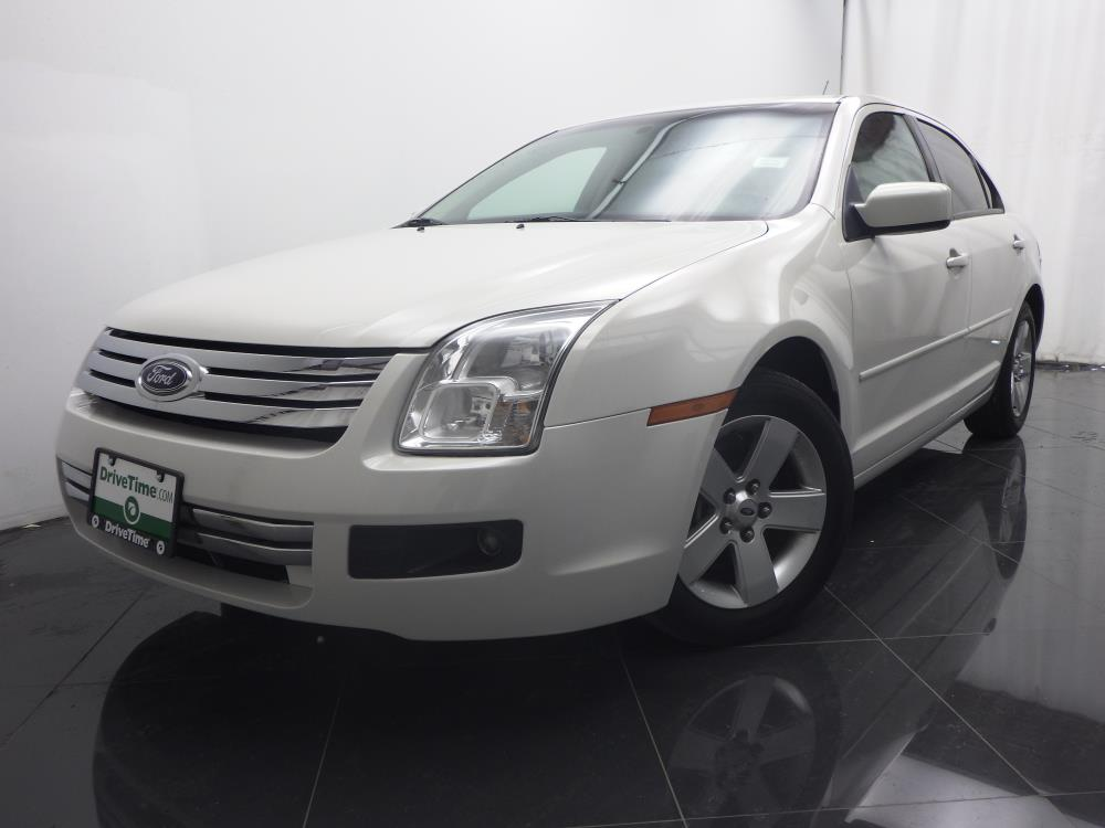 2009 Ford Fusion - 1040186043