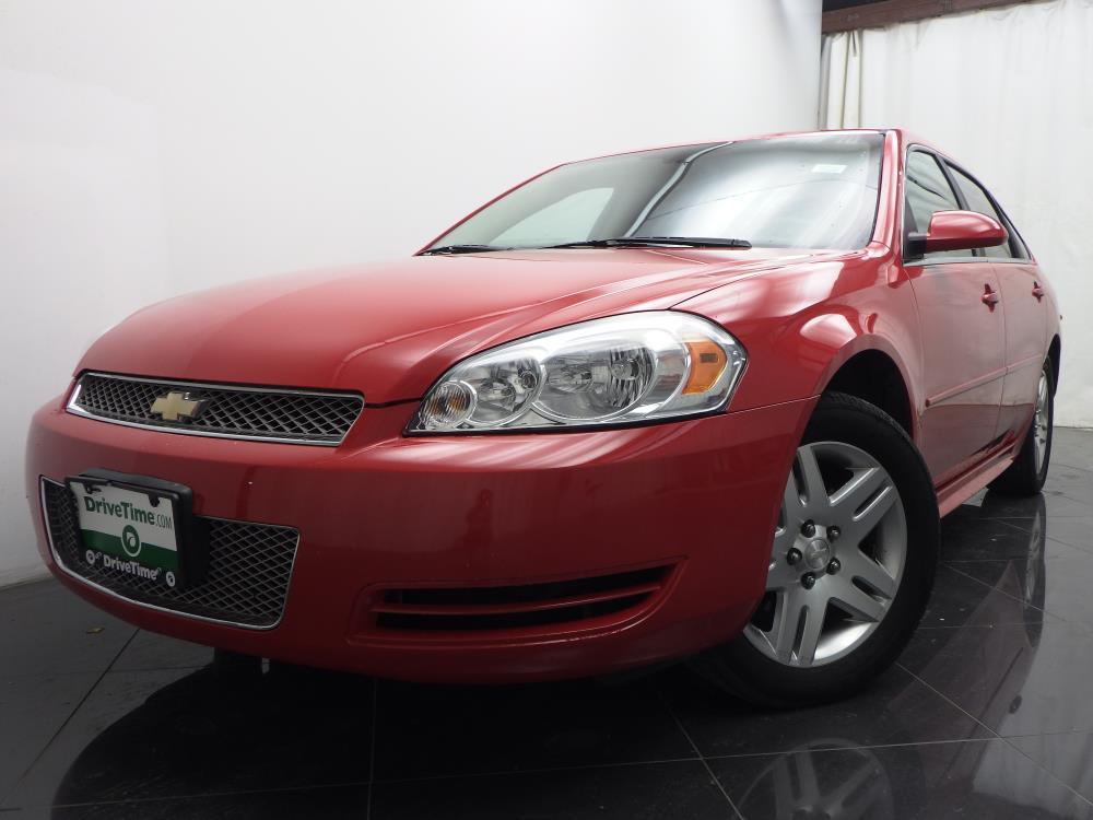 2012 Chevrolet Impala - 1040186068