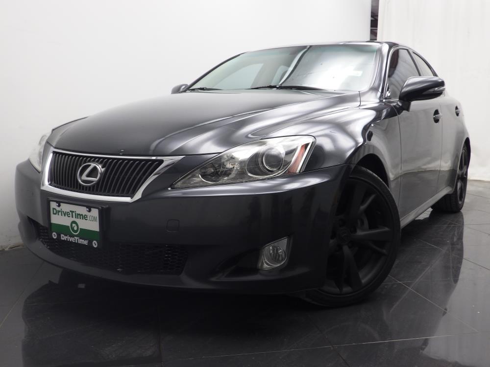 2010 Lexus IS 250 - 1040186101