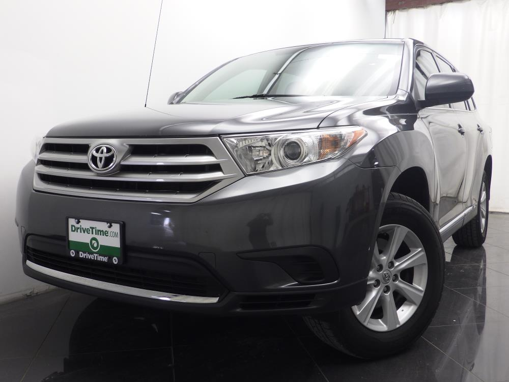 2011 Toyota Highlander - 1040186110