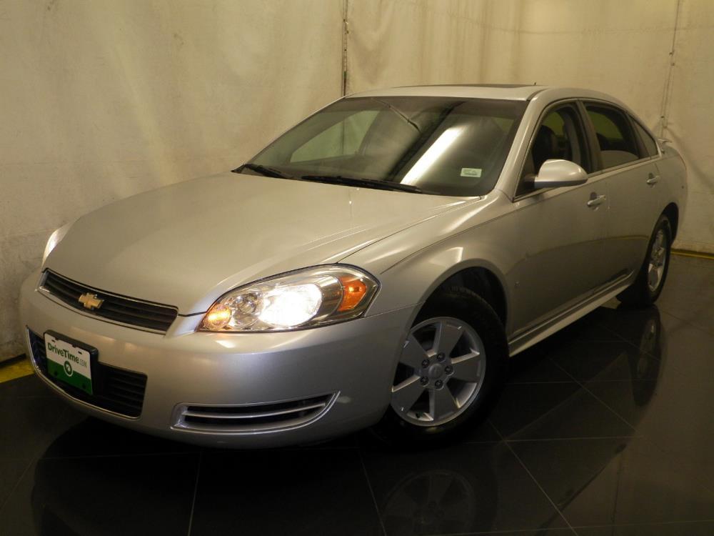 2009 Chevrolet Impala - 1040186201