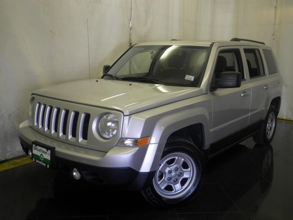 2012 Jeep Patriot - 1040186202