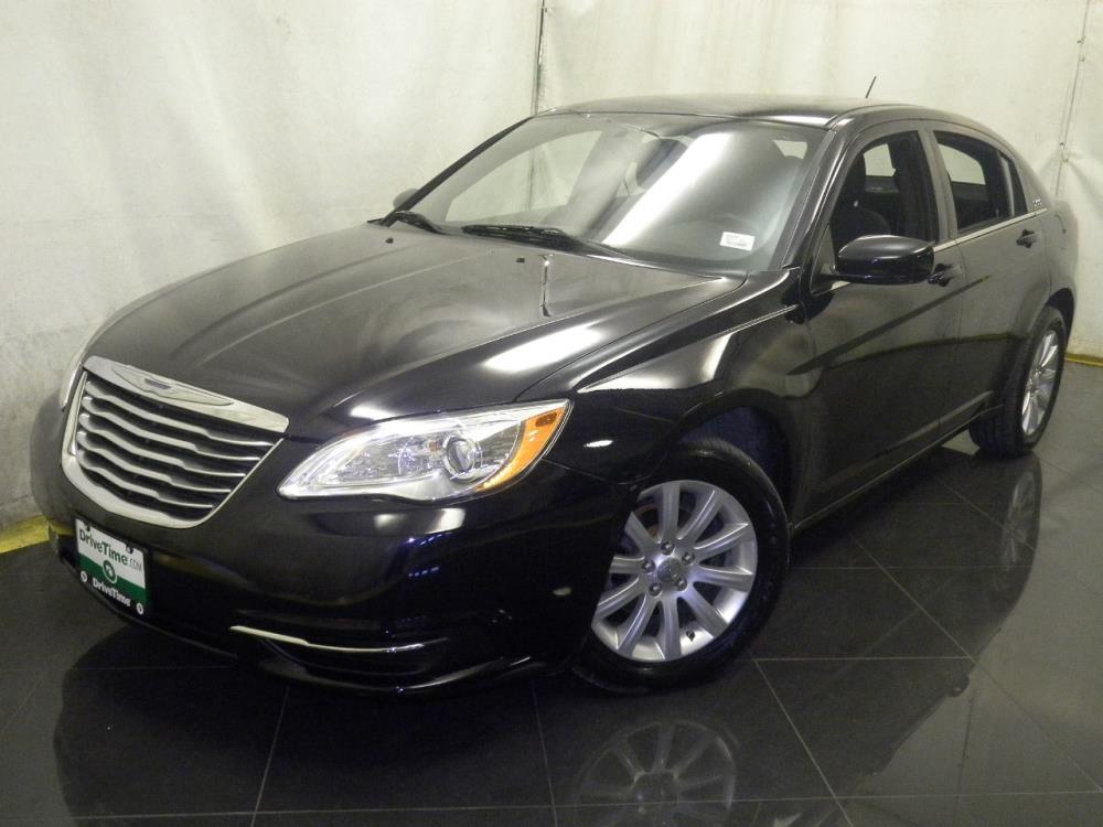 2012 Chrysler 200 - 1040186225