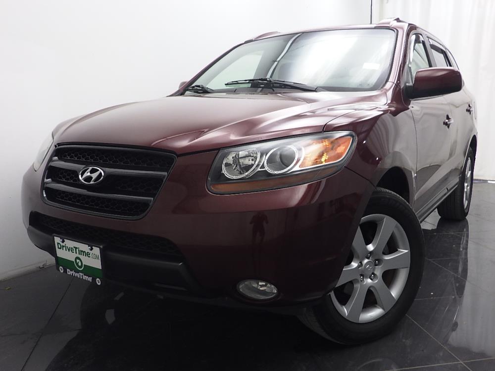 2007 Hyundai Santa Fe - 1040186245