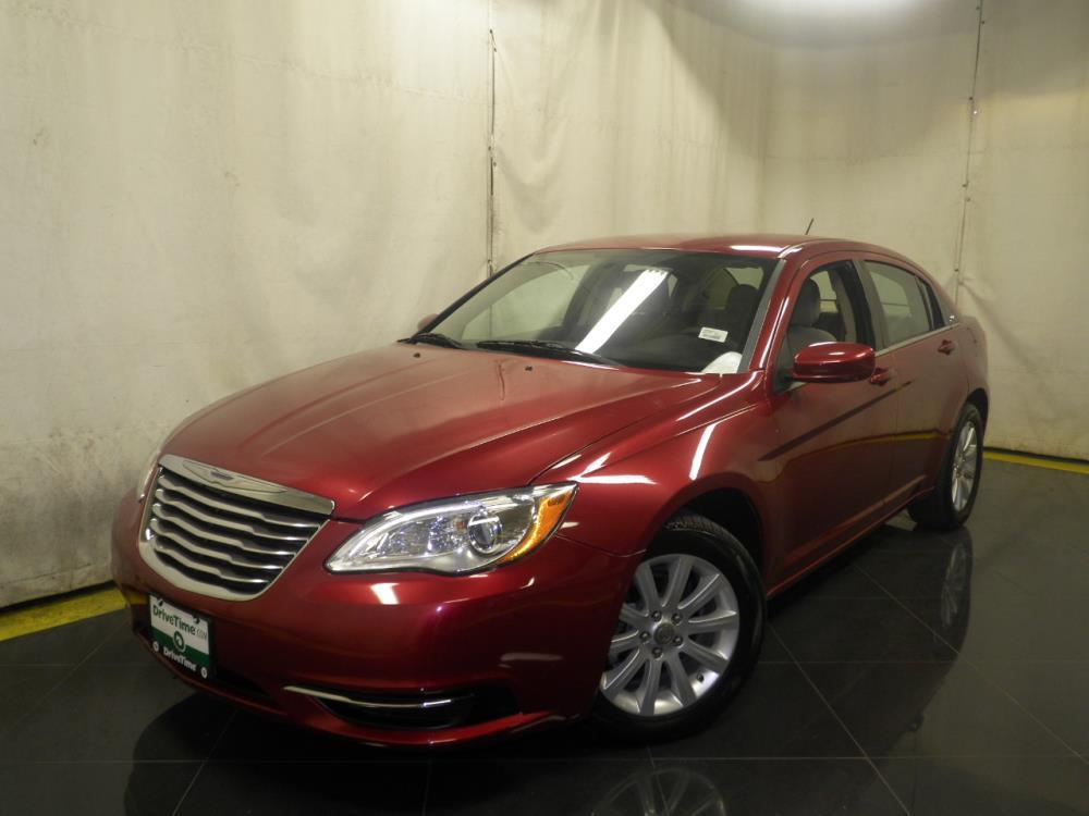 2012 Chrysler 200 - 1040186255