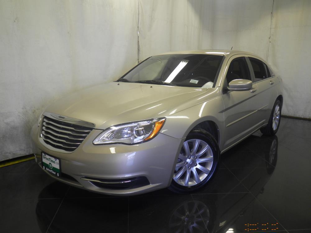 2013 Chrysler 200 - 1040186355