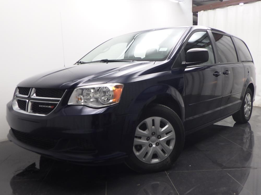 2014 Dodge Grand Caravan - 1040186358