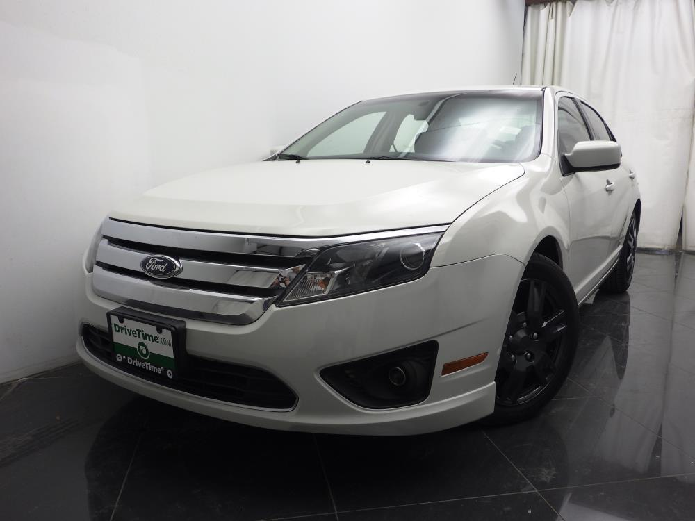 2011 Ford Fusion - 1040186376
