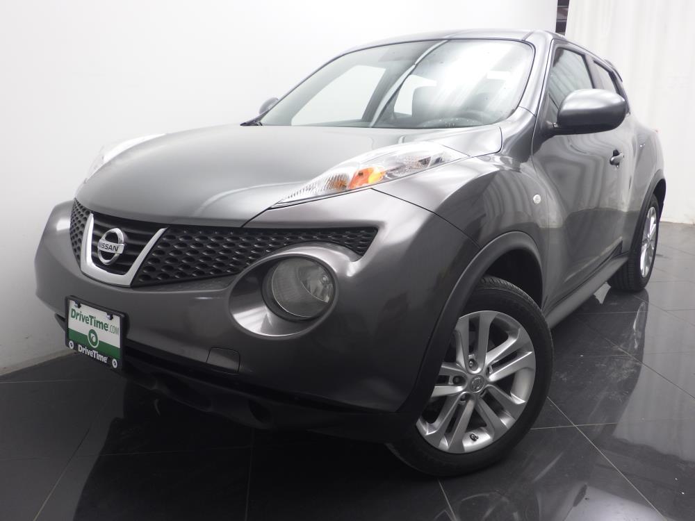 2012 Nissan JUKE - 1040186380
