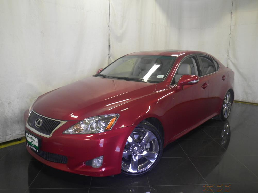 2010 Lexus IS 250 - 1040186408