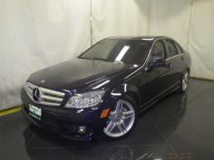 2010 Mercedes-Benz C300 Luxury 4MATIC