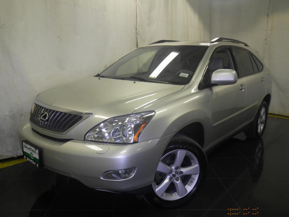 2008 Lexus RX 350 - 1040186419