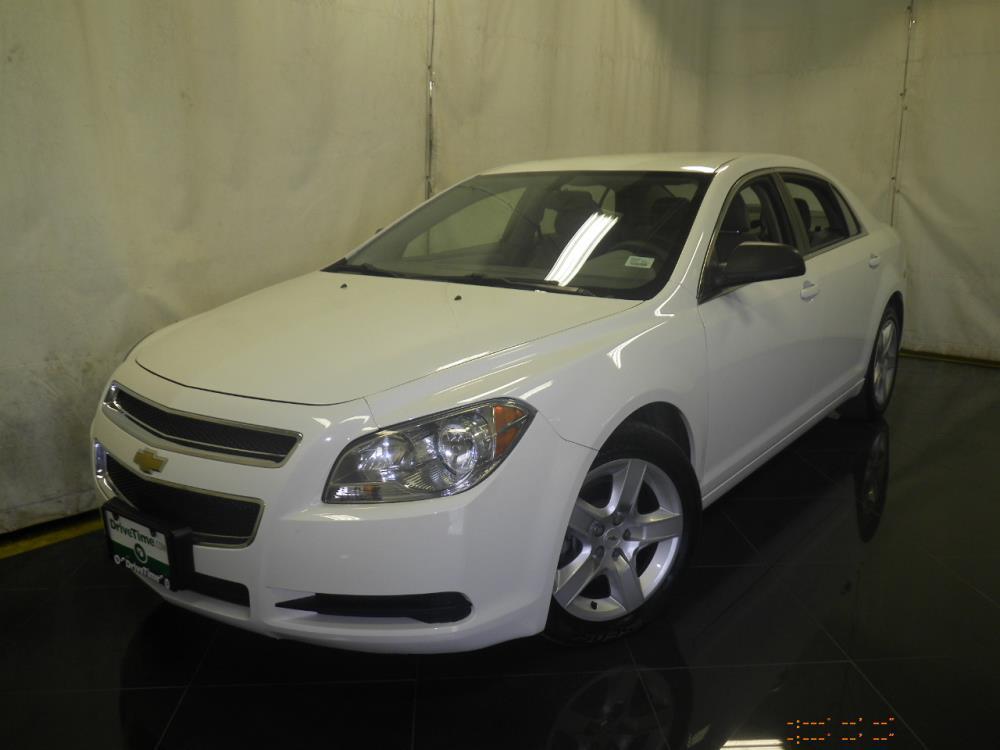 2012 Chevrolet Malibu - 1040186446