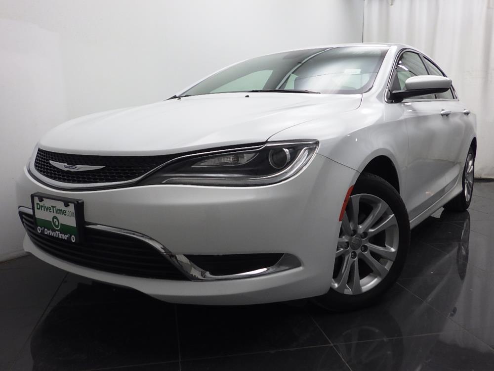 2015 Chrysler 200 - 1040186458