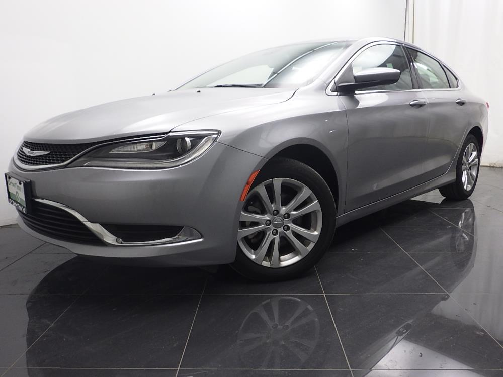 2015 Chrysler 200 - 1040186459