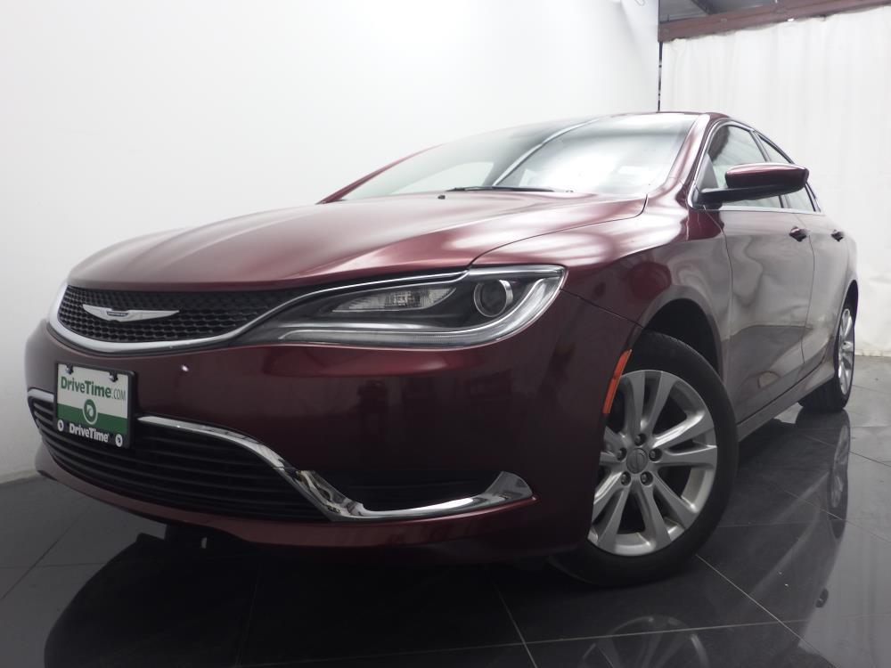 2015 Chrysler 200 - 1040186470