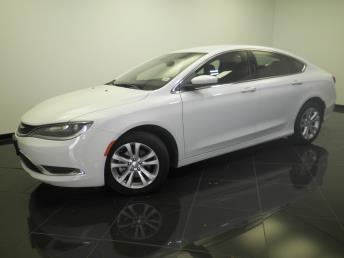 2015 Chrysler 200 - 1040186475