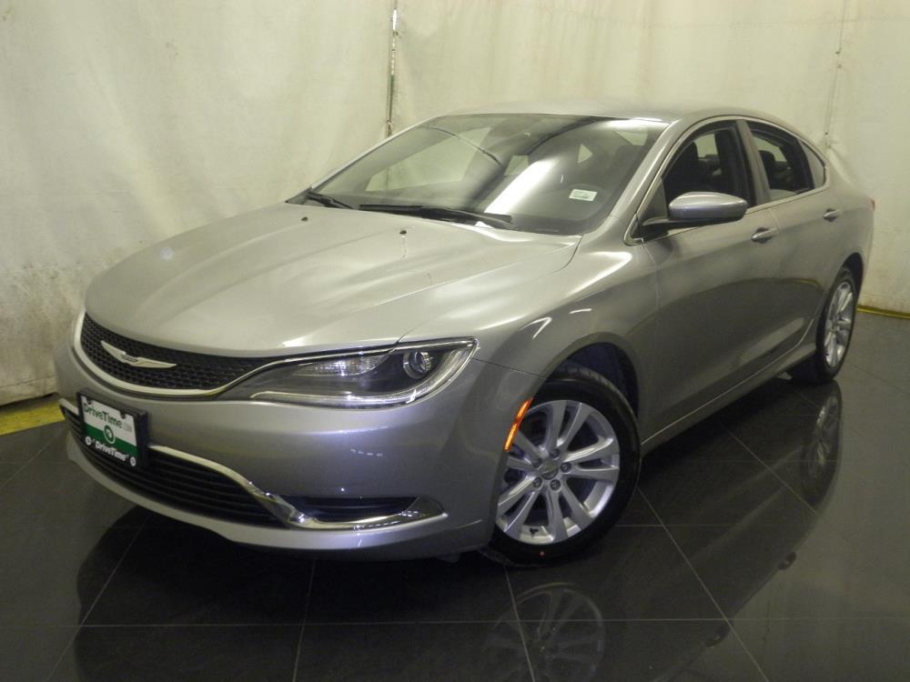 2015 Chrysler 200 - 1040186480