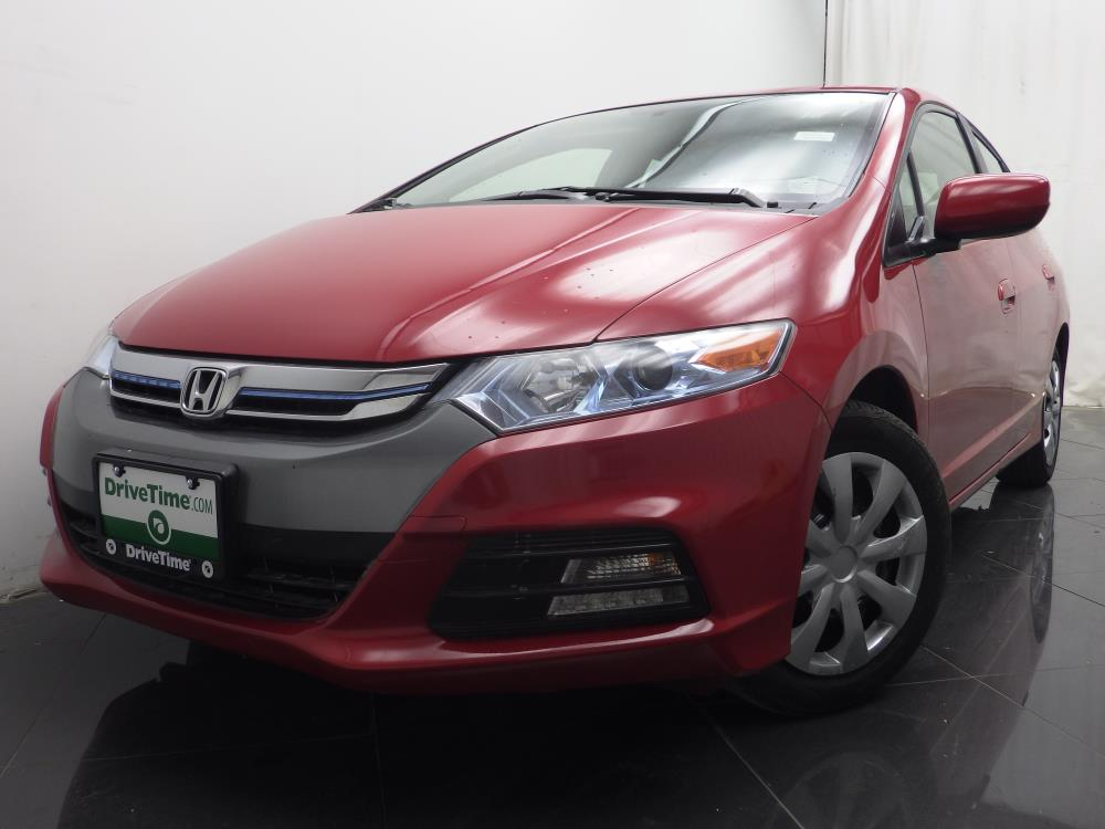 2012 Honda Insight - 1040186517