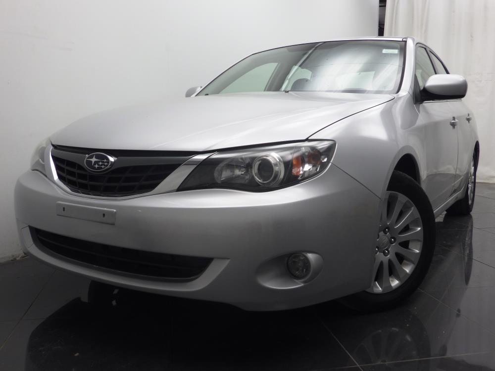 2008 Subaru Impreza - 1040186532
