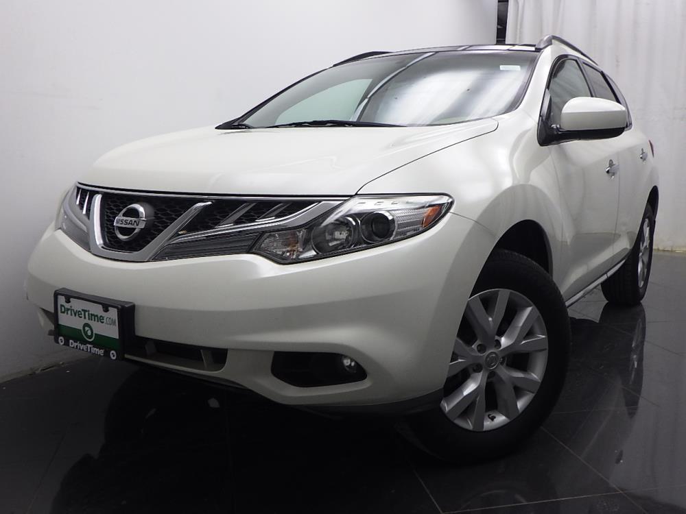 2011 Nissan Murano - 1040186544