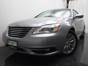 2013 Chrysler 200 Convertible - 1040186563