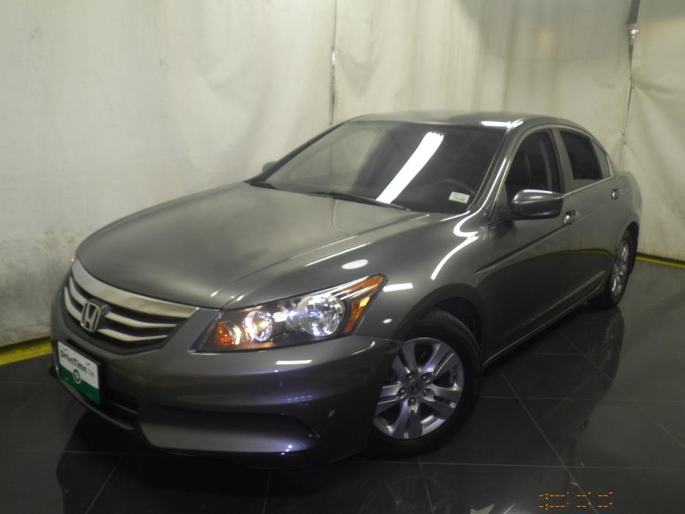 2012 Honda Accord - 1040186631