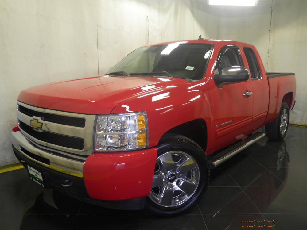 2010 Chevrolet Silverado 1500 - 1040186659
