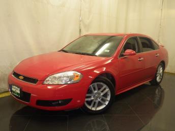 2012 Chevrolet Impala - 1040186661