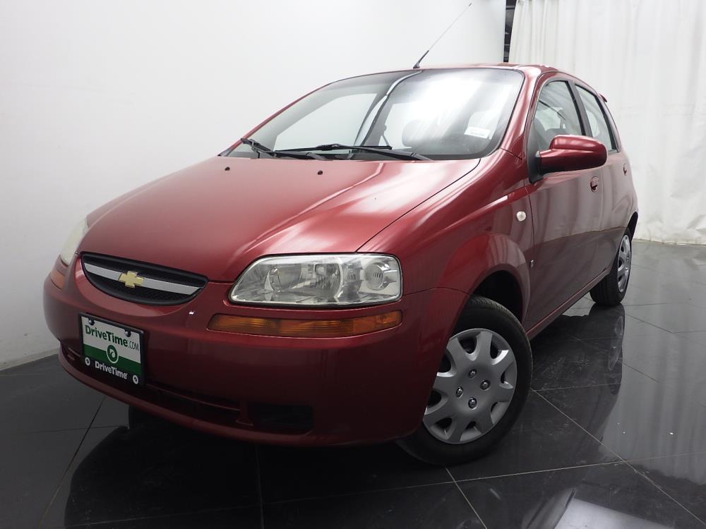 2008 Chevrolet Aveo - 1040186682