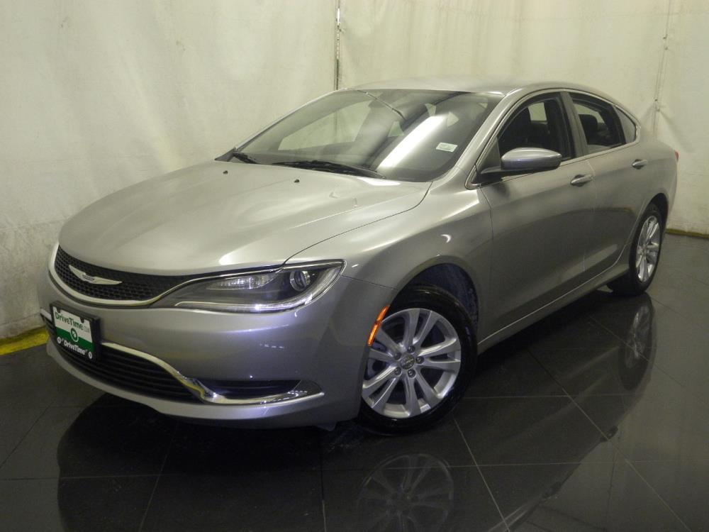 2015 Chrysler 200 - 1040186686