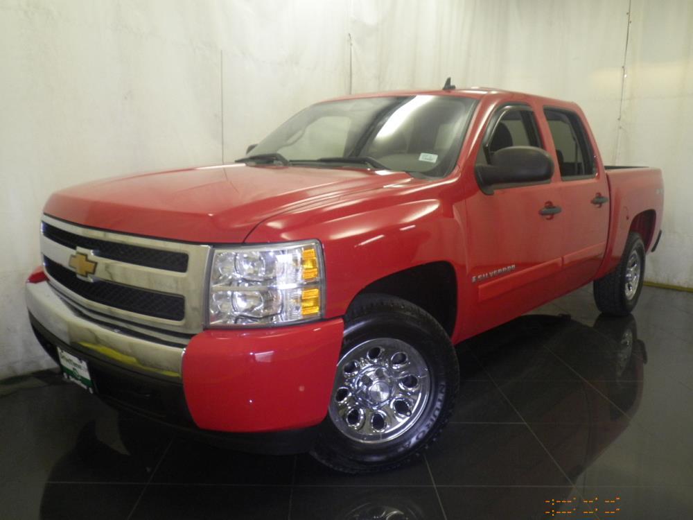 2008 Chevrolet Silverado 1500 - 1040186688