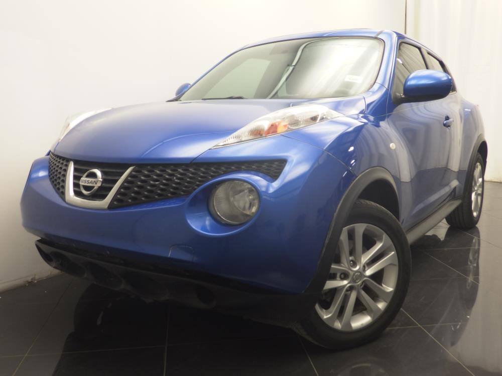 2011 Nissan JUKE - 1040186694