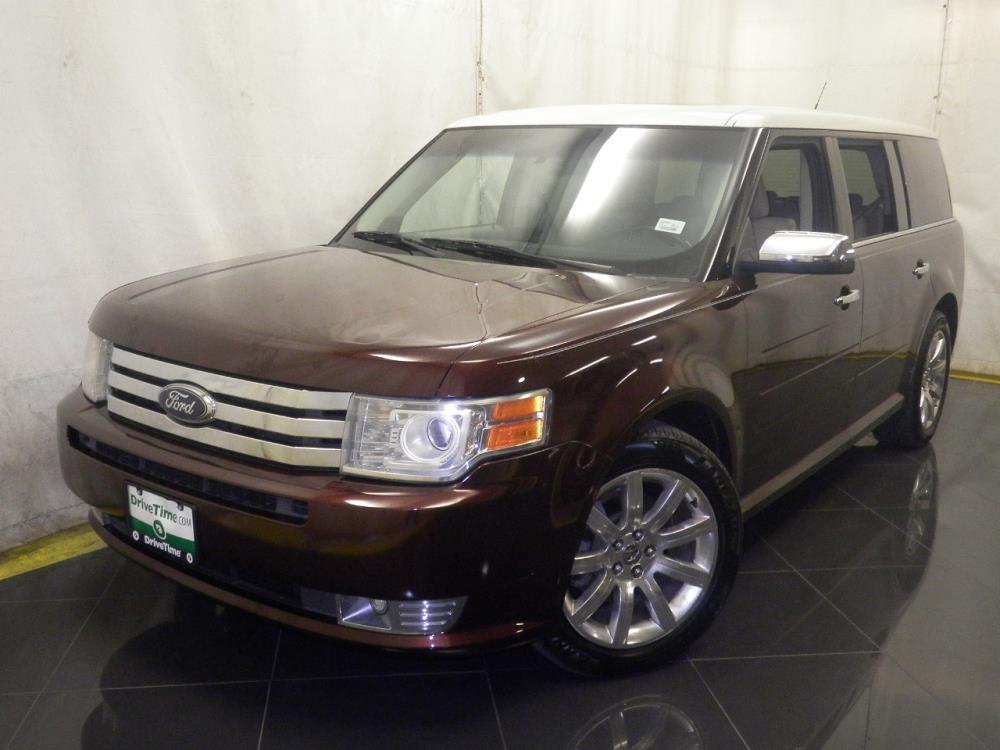 2009 Ford Flex - 1040186718