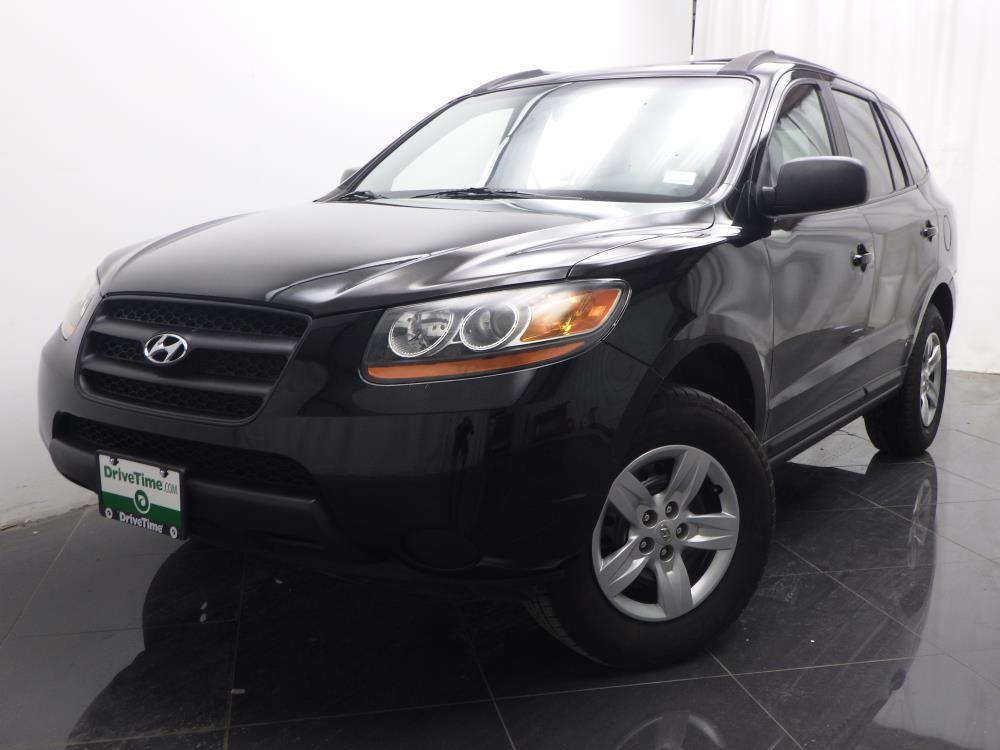 2009 Hyundai Santa Fe - 1040186749