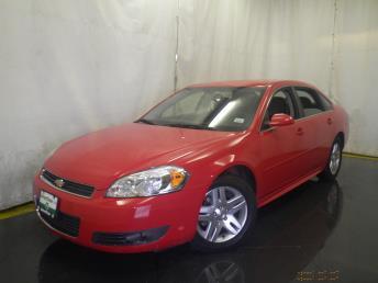 2011 Chevrolet Impala - 1040186780