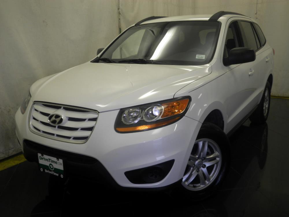 2010 Hyundai Santa Fe - 1040186787
