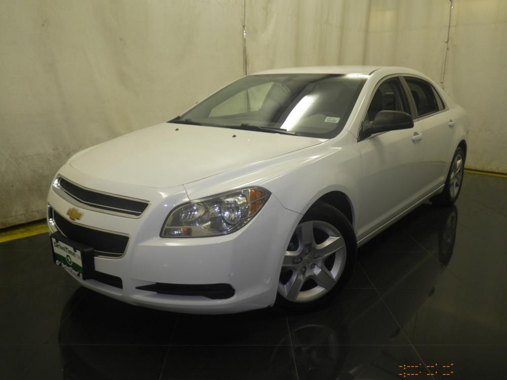 2011 Chevrolet Malibu - 1040186811