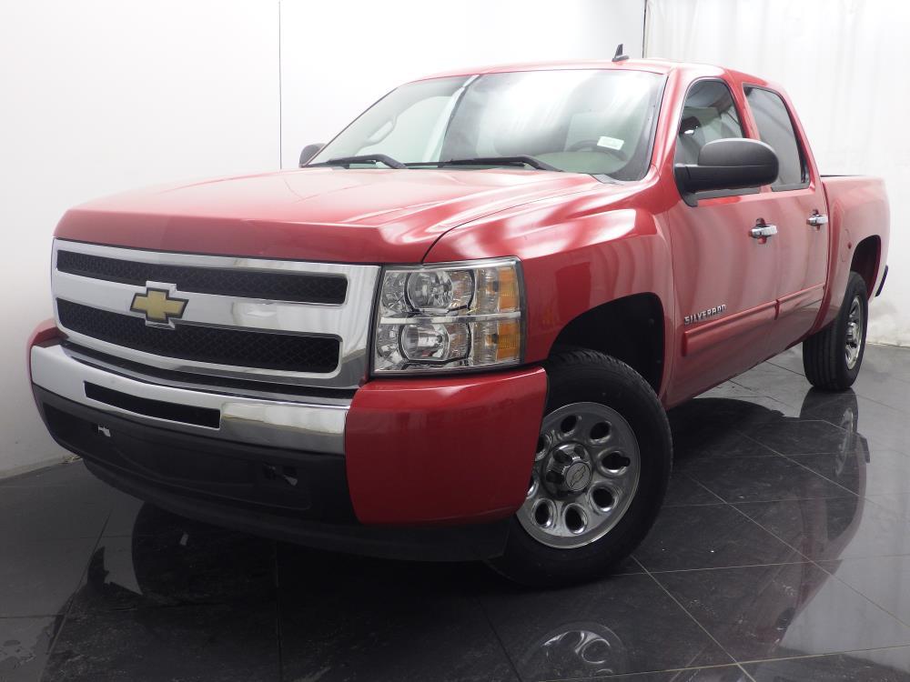 2011 Chevrolet Silverado 1500 - 1040186831