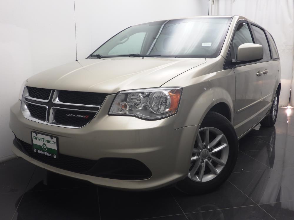 2013 Dodge Grand Caravan - 1040186847