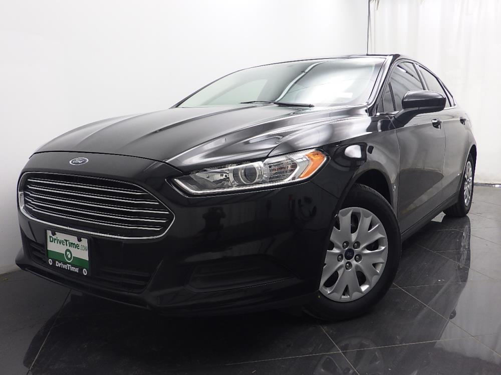 2014 Ford Fusion - 1040186853