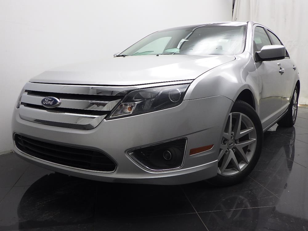 2011 Ford Fusion - 1040186881
