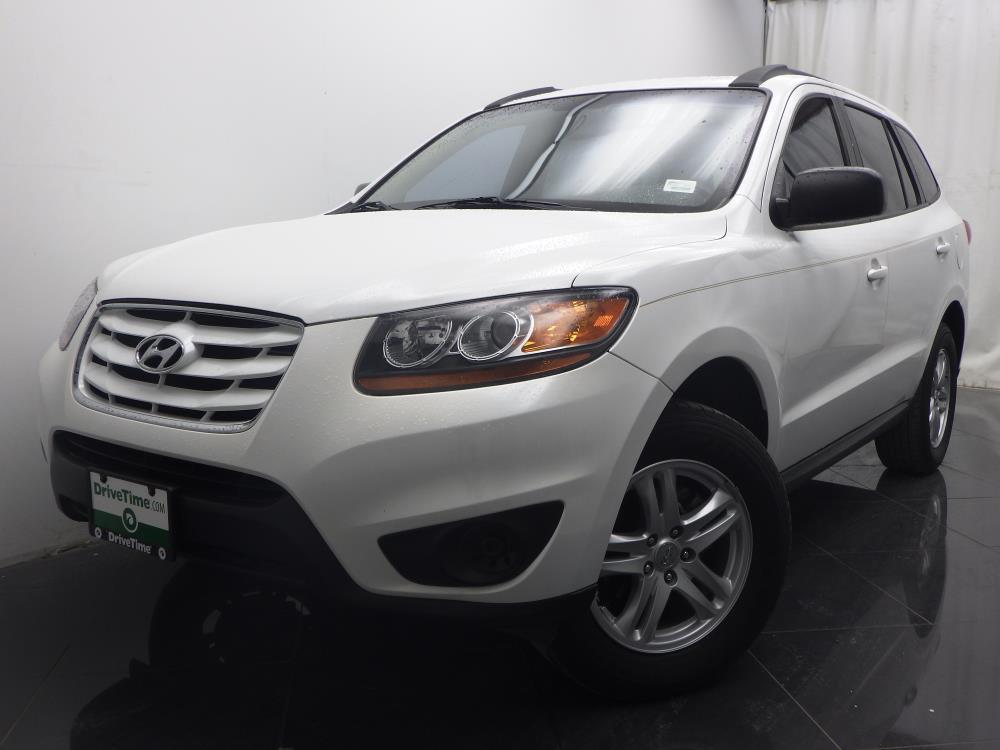 2010 Hyundai Santa Fe - 1040186910