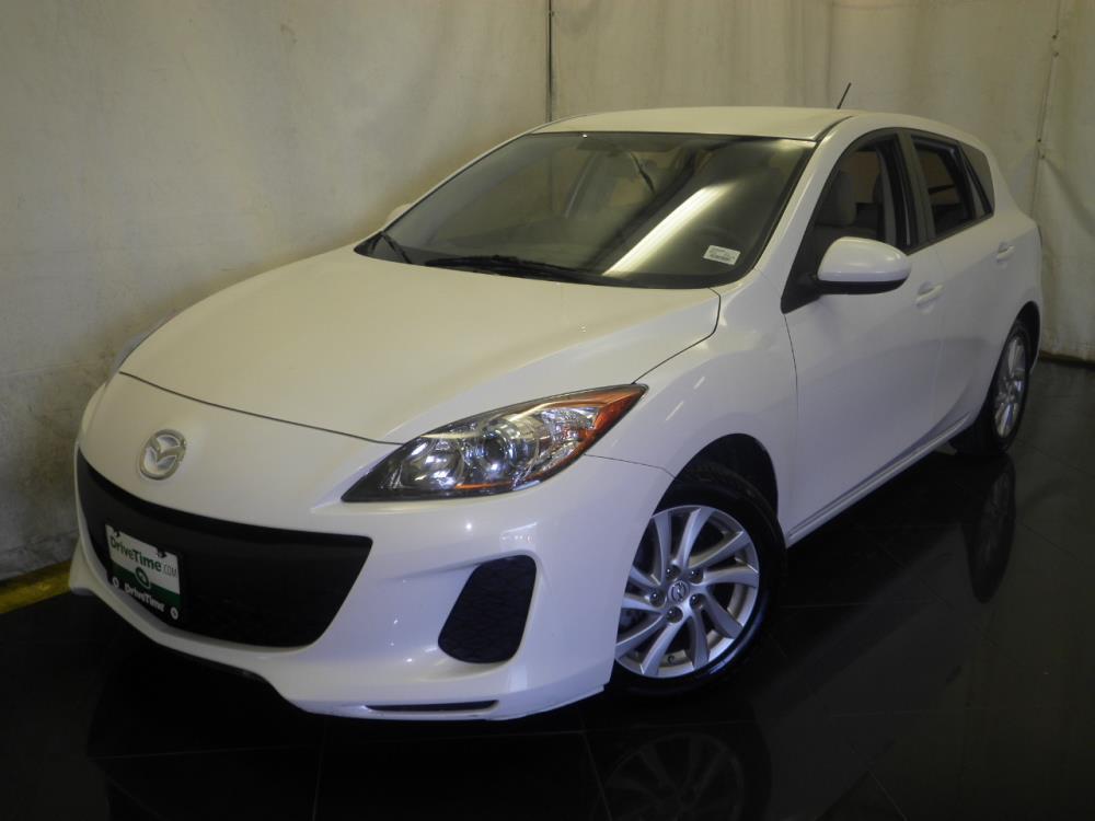 2012 Mazda Mazda3 - 1040186949