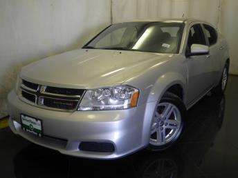 2012 Dodge Avenger - 1040186965
