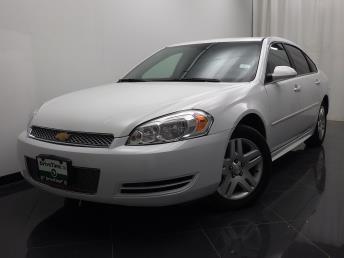 2014 Chevrolet Impala Limited - 1040187017