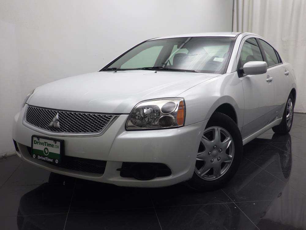2012 Mitsubishi Galant - 1040187019