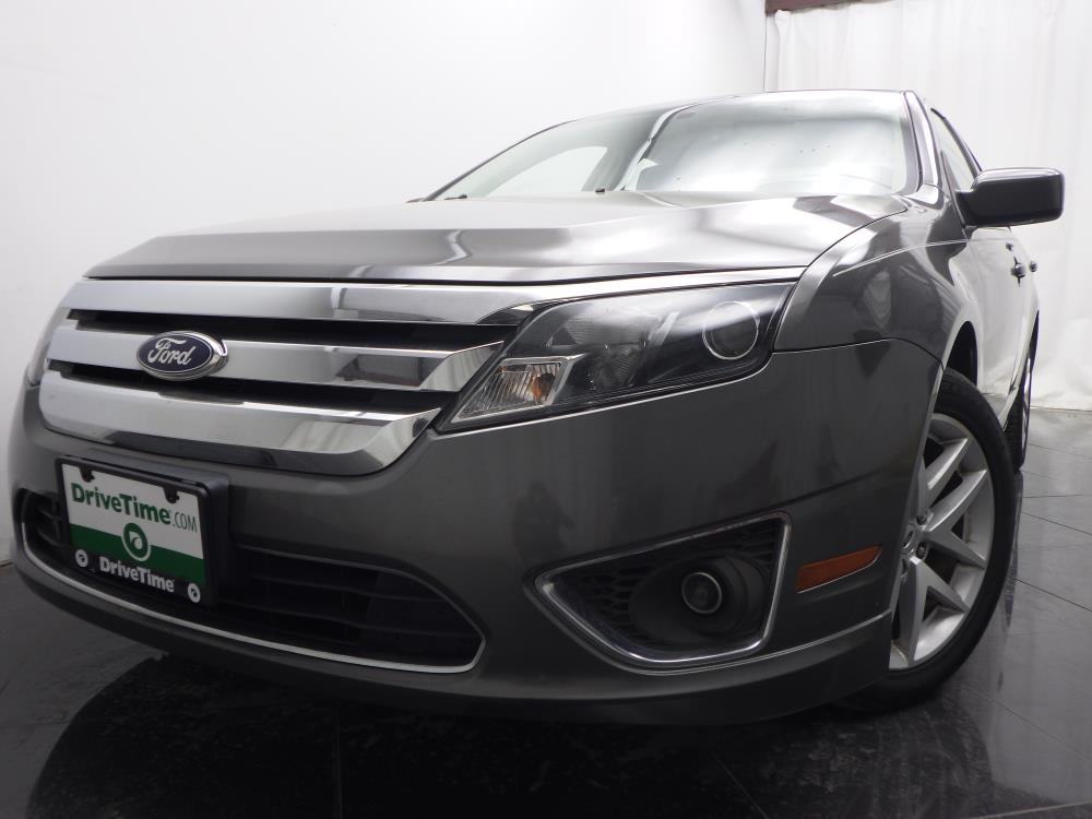 2012 Ford Fusion - 1040187021