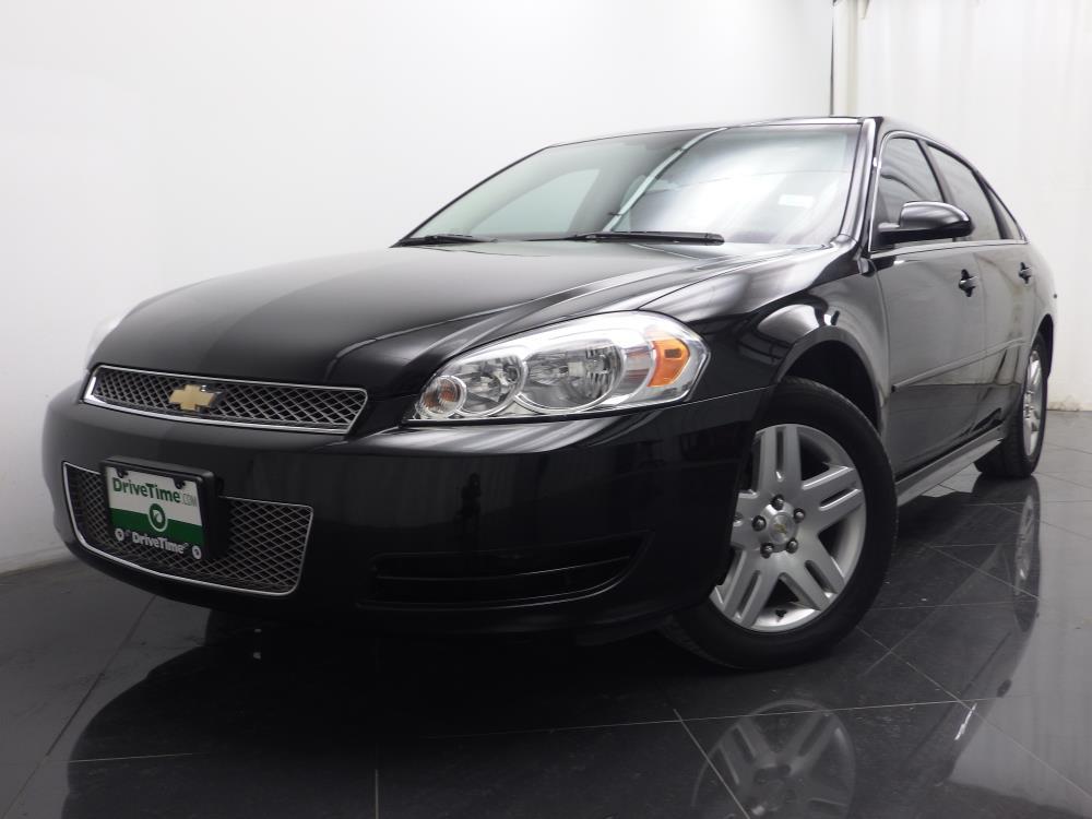 2012 Chevrolet Impala - 1040187031